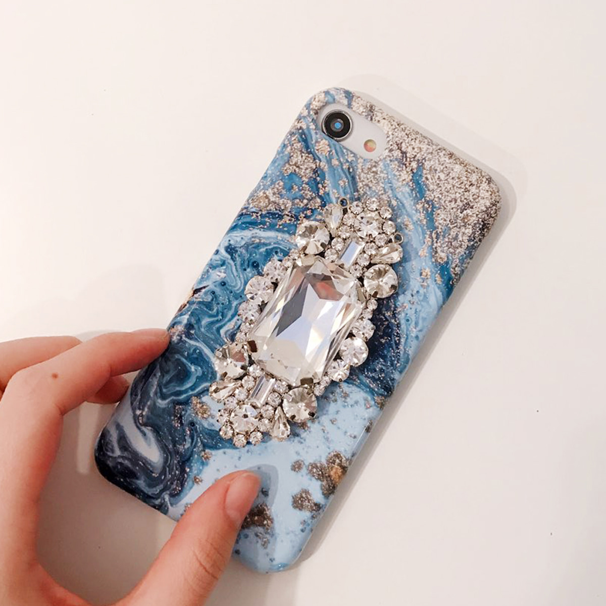 cape blue phone case